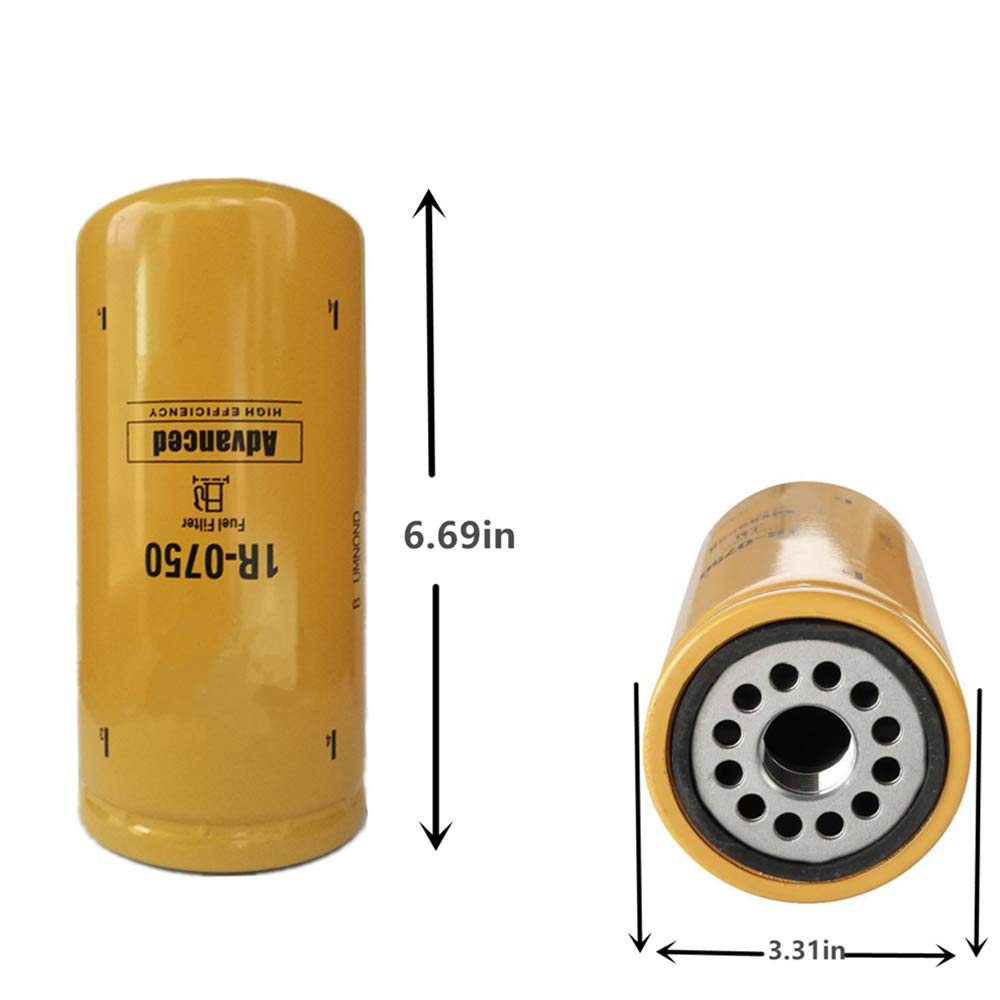Ingersoll Rand Fuel Filters