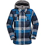 Volcom Big Boys' Neolithic Insulated Jacket, Blue, L