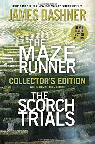 Maze Runner Scorch Trials Collectors product image