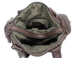 Scarleton Soft Barrel Shoulder Bag H148521 - Coffee