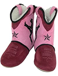 Women's Dixie Darlin Cowgirl Boot Slippers