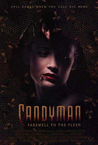 Amazon.com: Candyman 2: Adiós a la carne cartel de película ...