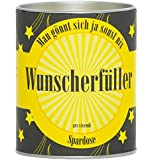 Ars Vivendi 4250364114004 - Spardose Wunscherfüller