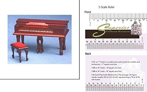 Spinet Toy Piano - 8
