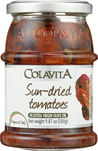 Colavita Sun-dried Tomatoes in Extra Virgin Olive Oil, 9.87 oz