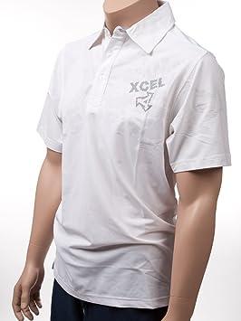 Xcel bambú Ventx Polo Camiseta de Sol UV protección Athletic ...