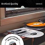 Hudson Hi-Fi Anti-Static Vinyl Record Inner Sleeves