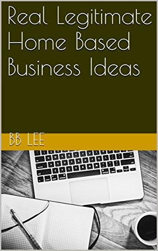 Amazon Com Real Legitimate Home Based Business Ideas Home