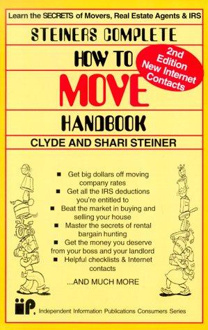 Steiner's Complete How-To-Move Handbook - Household Shari