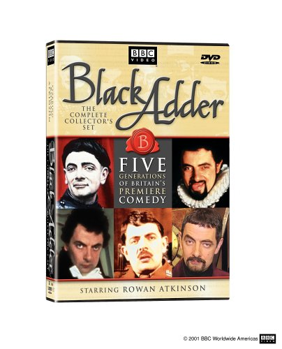 Black Adder: The Complete Collector's Set by BBC Warner