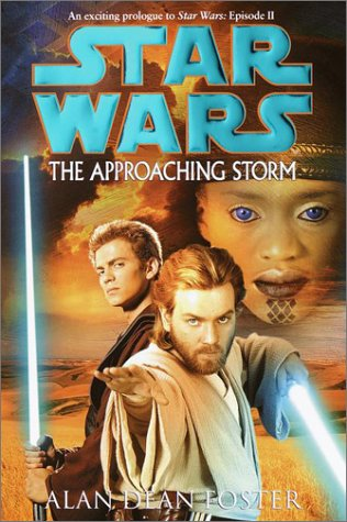 book cover of The Approaching Storm