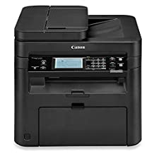 Canon imageCLASS MF216n All-in-One Monochrome  Laser Printer with Scanner, Copier and Fax