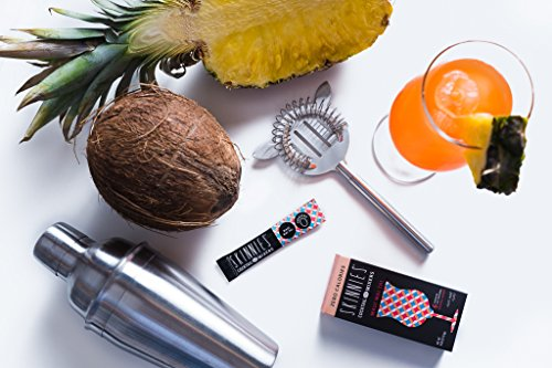 RSVP Skinnies - 0 Calorie mixers - Maui Mai Tai, 4-boxes (6 packets in keeping with field)