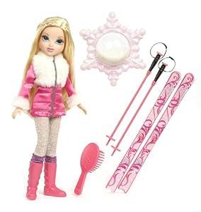 Moxie Girlz Moxie Girlz Magic Glitter Snow Doll Avery from Moxie Girlz