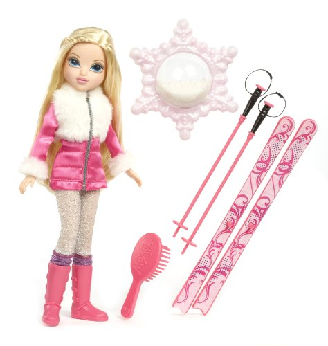 Moxie Girlz Mga Magic (Moxie Girlz Moxie Girlz  Magic Glitter Snow Doll Avery)