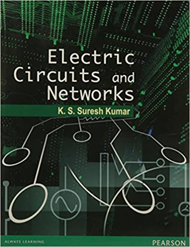 Buy Electric Circuits & Networks, 1e Book Online at Low Prices in ...