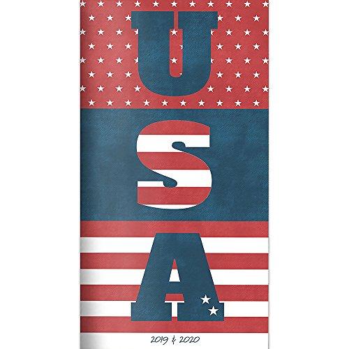 2019-2020 America 2-Year Pocket Planner