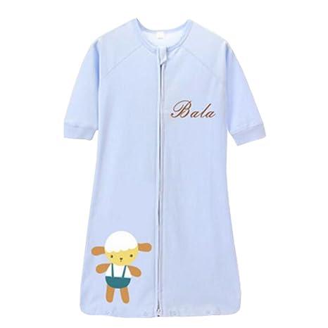 Lovely verano primavera bebé para dormir saco de dormir algodón (niños regalo, 0 –