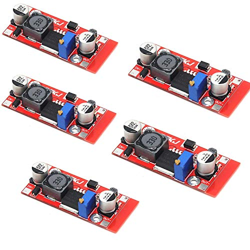 5pcs LM2587 Switching Current DC Boost Charge Module 4-34V to 4-60V -