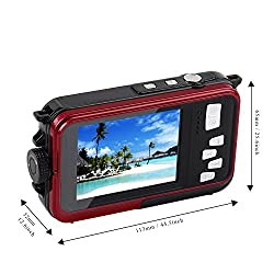 Image of the product Waterproof Camera FHD that is listed on the catalogue brand of YISENCE.