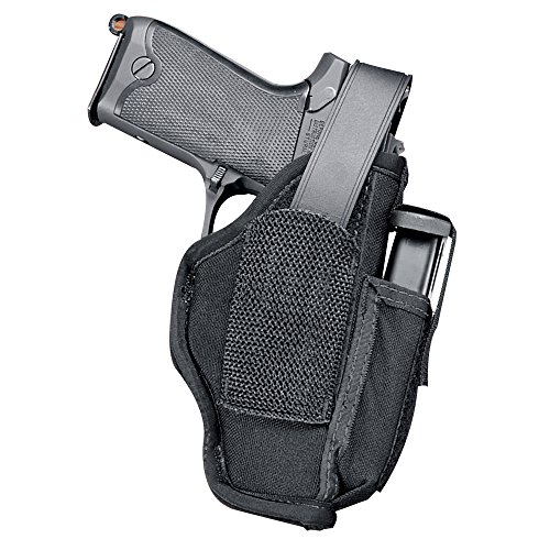 Uncle Mike's Off-Duty and Concealment Kodra Sidekick Holster (Size 2, - Holsters Sidekick Paddle