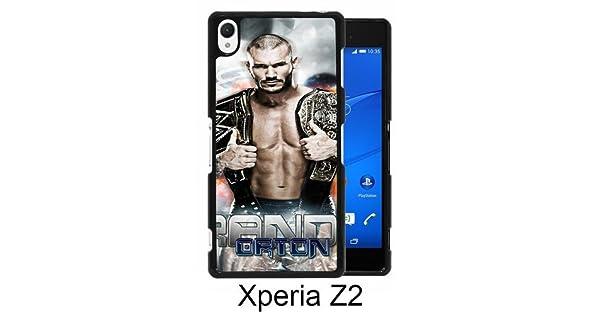 Amazon.com: Sony Xperia Z2 case,Unique Design Wwe Superstars ...