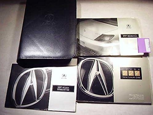 1997 acura cl owners manual acura amazon com books rh amazon com 1997 acura cl 2.2 owners manual 1997 acura cl 2.2 owners manual