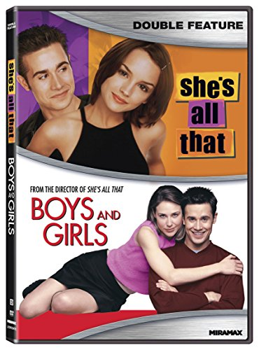 Shes All That/ Boys And Girls - Double Feature [DVD]