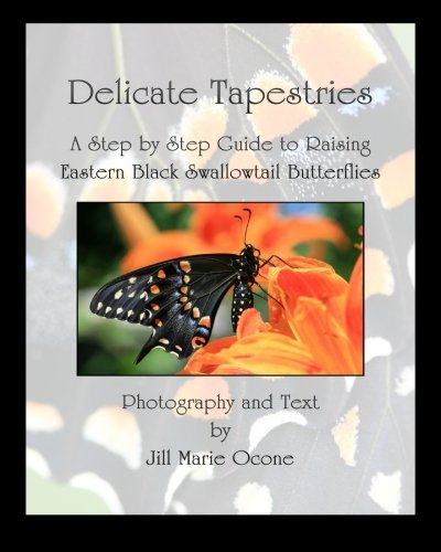 (Delicate Tapestries: A Step by Step Guide to Raising Eastern Black Swallowtail Butterflies)