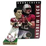 Andrew Luck Stanford Cardinal Football College Uniform Bobblehead