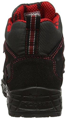 Cofra 22300-001.W39 Curtain S1 P SRC Chaussure de sécurité Taille 39 Noir