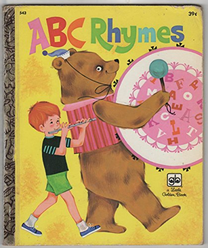 ABC rhymes (Little golden -