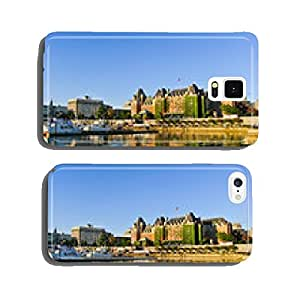 View of Inner Harbour of Victoria, Vancouver Island. cell phone cover case Samsung S6