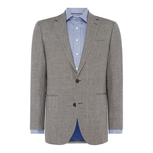 [チェスターバリー] メンズ ジャケット&ブルゾン Textured Blazer [並行輸入品] B079S2MXW5 46 Regular