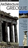 Architecture grecque par Llorente
