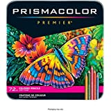 Prismacolor Premier Pencils Set 72 Coloured Pencils