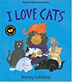 I Love Cats: Super Sturdy Picture Books