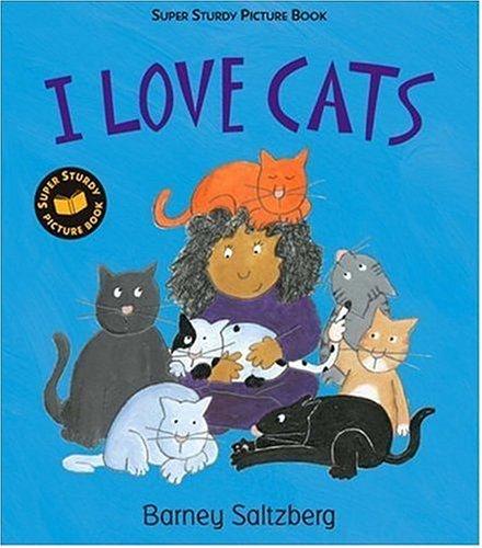 I Love Cats: Super Sturdy Picture ()