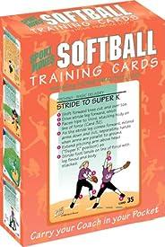 Softball Training Card Deck