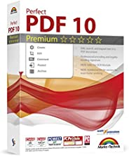 Perfect PDF 10 Premium - Powerful PDF Editing Software - 100% Compatible with Adobe Acrobat - Create, Edit, Co