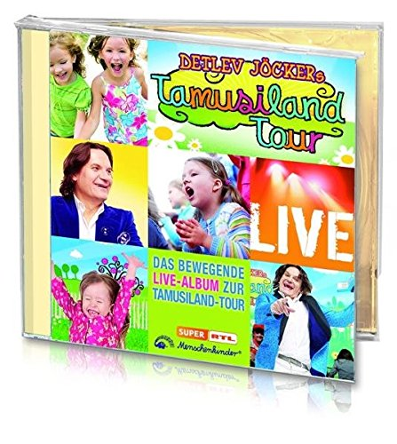 Detlev Jöckers Tamusiland-Tour Live: Das bewegende Live-Album zur Tamusiland-Tour