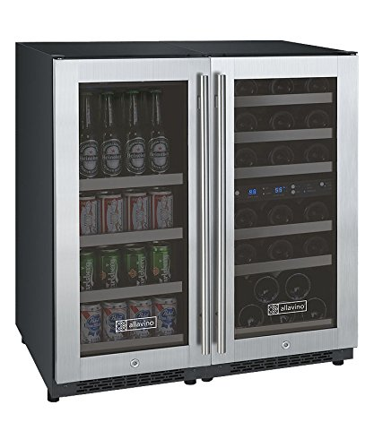 Allavino VSWB15 3SST FlexCount Series Wine Beverage Center