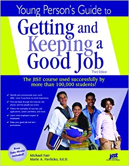 Book Young Person's Guide to Getting and Keeping a Good Job