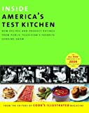 Inside America's Test Kitchen, Editors of Cook's Illustrated Magazine, 093618471X