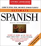 img - for Ultimate Spanish: Basic-Intermediate on CD (LL(R) Ultimate Basic-Intermed) book / textbook / text book