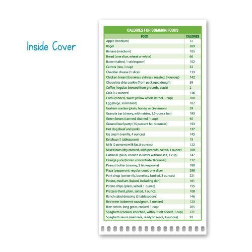 daily food intake journal notebook 4 x 8 meal import it all