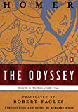Book cover from The Odyssey by Homer