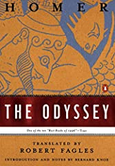 The great epic of Western literature, translated by the acclaimed classicist Robert FaglesA Penguin Classic  Robert Fagles, winner of the PEN/Ralph Manheim Medal for Translation and a 1996 Academy Award in Literature from the American Academ...