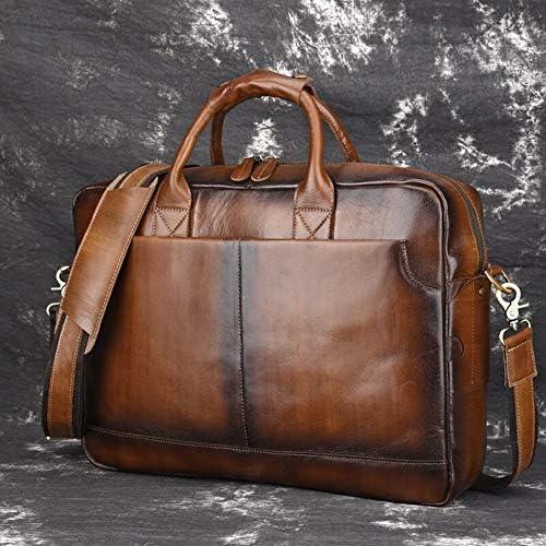 ビジネスバッグ メンズ トートバッグ 本革 牛革 レザー 大容量 自立 一流の鞄職人が作る PCバッグ 就活 通勤 出張 旅行手提げ 肩掛け2WAY