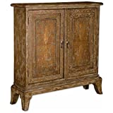Cheap Uttermost 25526 Maguire Distressed Console Cabinet